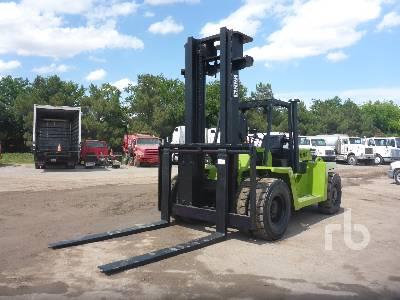 CLARK C500Y350 35500 Lb Forklift