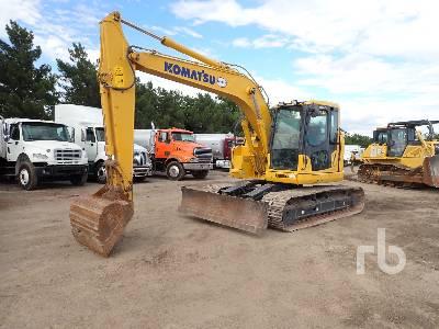 2018 KOMATSU PC138 Hydraulic Excavator