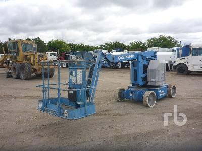 2001 GENIE Z34/22N Electric Boom Lift