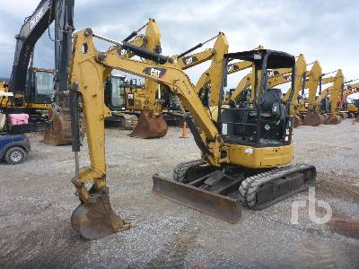 2014 CATERPILLAR 303.5E CR Mini Excavator (1 - 4.9 Tons)