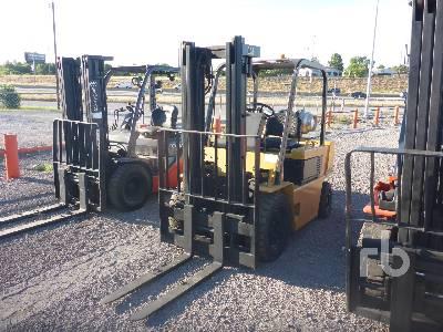 CATERPILLAR V50D 5000 Lb Forklift