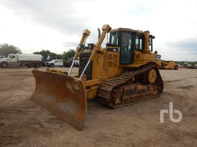 2008 CATERPILLAR D6T XL Crawler Tractor