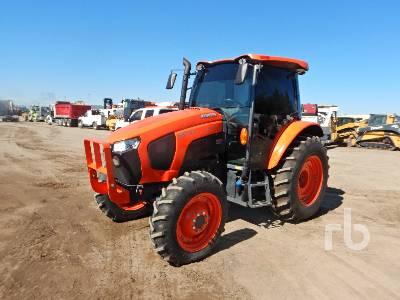 2016 KUBOTA M5-091D MFWD Tractor