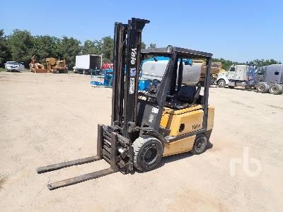 2010 YALE GDF 40 4000 Lb Forklift