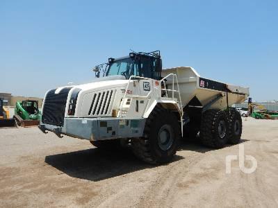 2017 TEREX TA400 6x6 Articulated Dump Truck