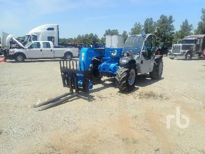 2012 GENIE GTH3007 6000 Lb 4x4x4 Telescopic Forklift