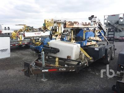2008 SKYLIFT MD33+ Crawler Digger Derrick Truck