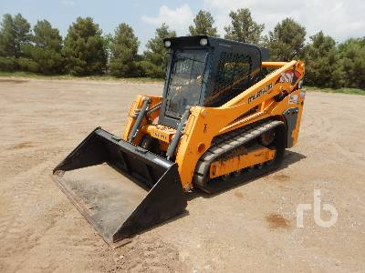 2019 MUSTANG 320 2 Spd High Flow Compact Track Loader