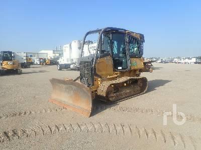 2013 JOHN DEERE 450J LT Crawler Tractor