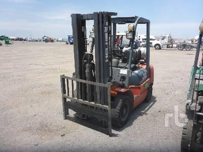 2011 HELI CPYD25-TY5-DF Forklift
