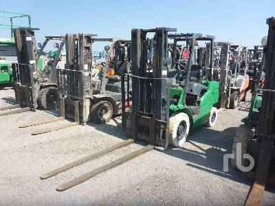 2015 MITSUBISHI FG25NGLP Forklift