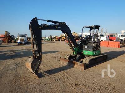 2012 JOHN DEERE 50D Midi Excavator (5 - 9.9 Tons)
