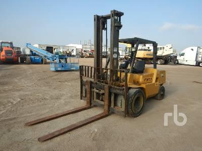 CATERPILLAR DP50K1 11000 Lb Forklift