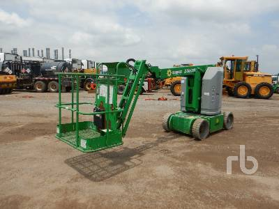 2012 GENIE Z30/20N Electric Articulated Boom Lift