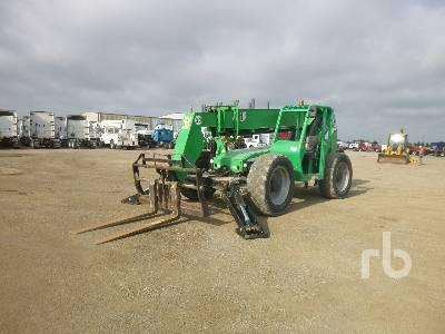 2012 SKYTRAK 10042 10000 Lb 4x4x4 Telescopic Forklift
