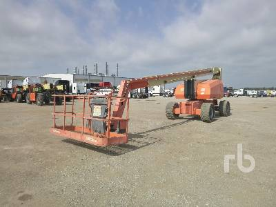 2012 JLG 800A 4x4x4 Articulated Boom Lift