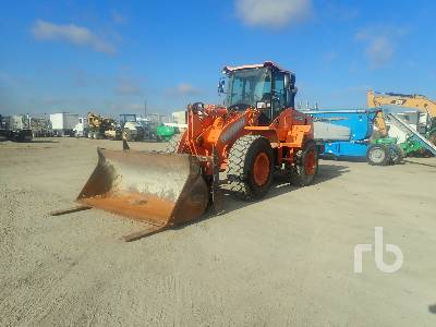 2014 DOOSAN DL200-3 Wheel Loader