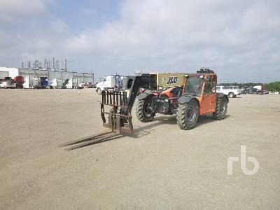 2015 JLG G943A 9000 Lb 4x4x4 Telescopic Forklift