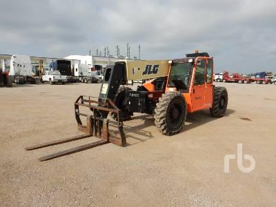 2016 JLG G943A 9000 Lb 4x4x4 Telescopic Forklift