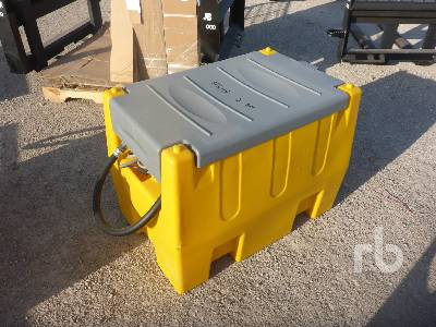 60 Gallon Poly Diesel Fuel Tank
