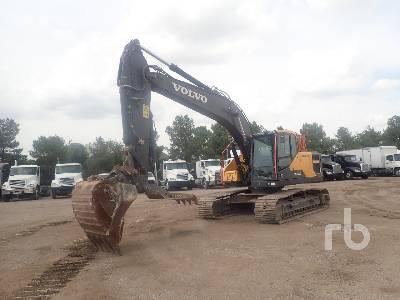 2017 VOLVO EC220EL Hydraulic Excavator