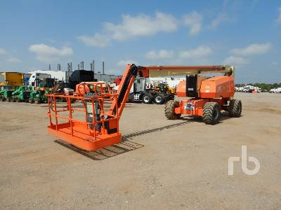2015 JLG 800AJ Articulated Boom Lift