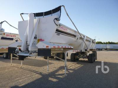 2016 RANCO 32 Ft T/A End Dump Trailer