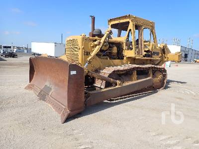 CATERPILLAR D8K Crawler Tractor