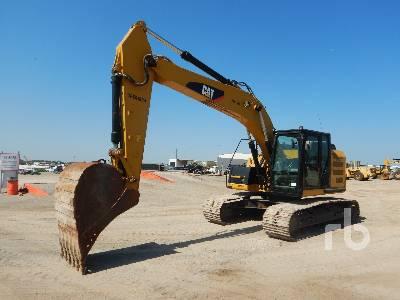 2016 CATERPILLAR 320ELRR Hydraulic Excavator