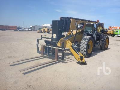 2016 CATERPILLAR TL1255D 12000 Lb Telescopic Forklift