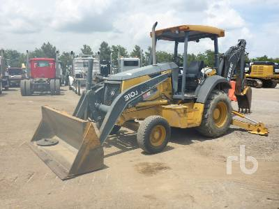 2007 JOHN DEERE 310J Loader Backhoe