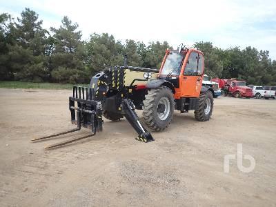 2019 JLG 4017RS 4000 Kg 4x4x4 Telescopic Forklift