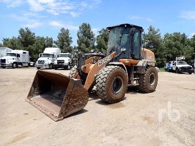 CASE 521G Wheel Loader
