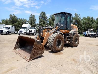 2019 CASE 521G Wheel Loader