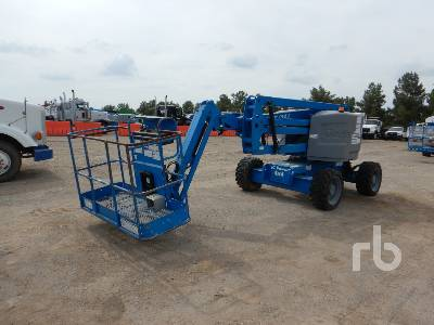 2013 GENIE Z45/25 4x4 Articulated Boom Lift