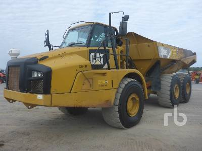 2012 CATERPILLAR 740B 6x6 Articulated Dump Truck