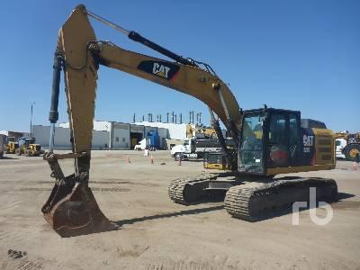 2013 CATERPILLAR 324EL Hydraulic Excavator