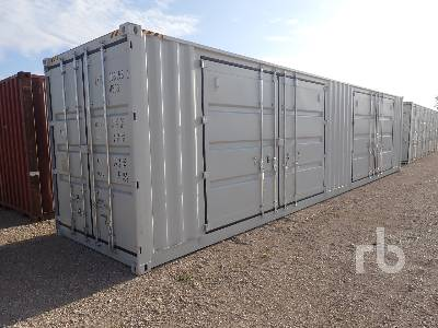 SUIHE 40 Ft High Cube Two Multi Doors Container