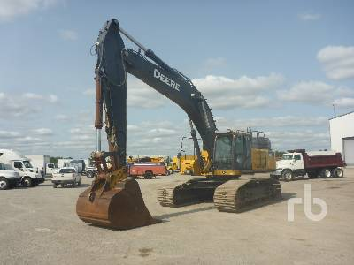 2017 JOHN DEERE 470G Hydraulic Excavator
