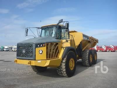2014 JOHN DEERE 410E 6x6 Articulated Dump Truck