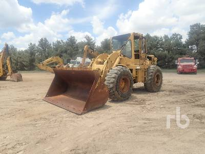 1968 CATERPILLAR 950 PARTS ONLY Wheel Loader Parts/Stationary Construction-Other