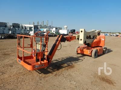 JLG E400AJPN Electric Articulated Boom Lift