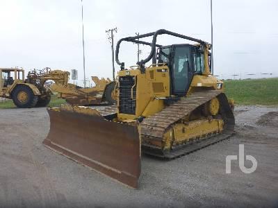2016 CATERPILLAR D6N LGP VPAT Crawler Tractor