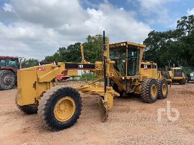 2001 CATERPILLAR 140H VHP Plus Motor Grader