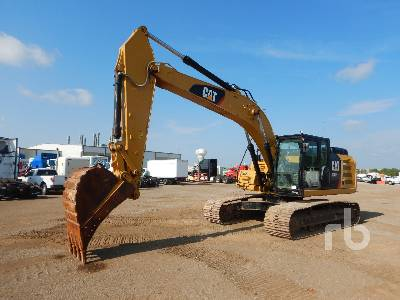 2018 CATERPILLAR 326FL TC Hydraulic Excavator