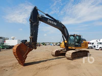 2018 JOHN DEERE 300G Hydraulic Excavator