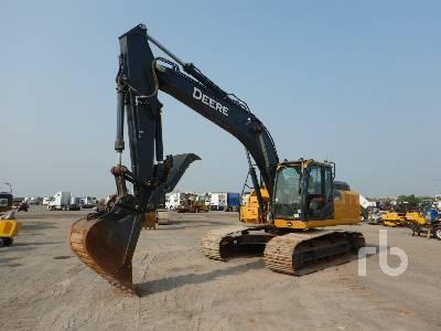 2018 JOHN DEERE 210GL LC Hydraulic Excavator