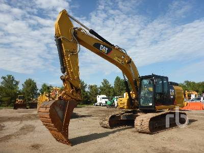 2017 CATERPILLAR 326FL TC Hydraulic Excavator
