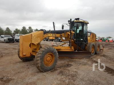 2010 CATERPILLAR 140M VHP Plus Motor Grader