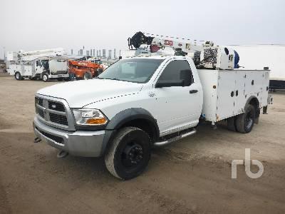 2012 DODGE 5500 Service Truck